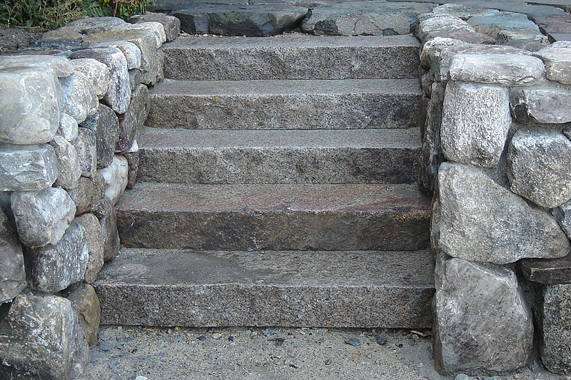 Steps And Treads Millennium Granite Quarry
